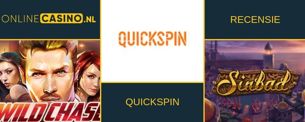 Gameprovider: Quickspin