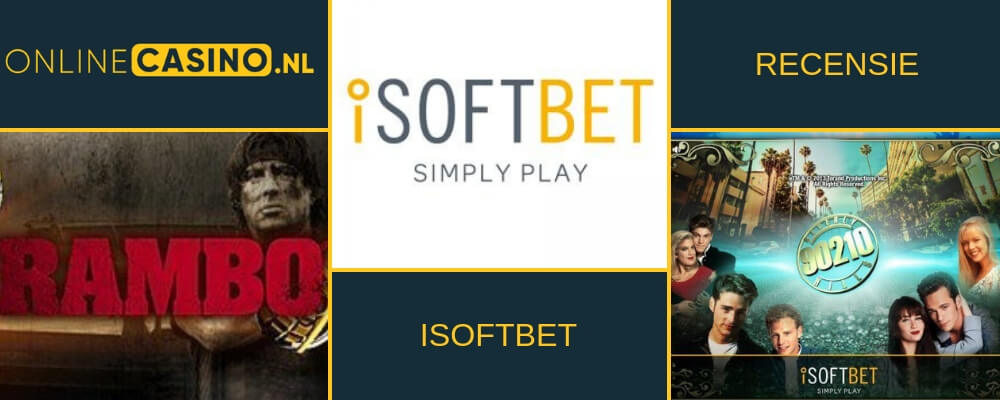 Gameprovider: iSoftBet
