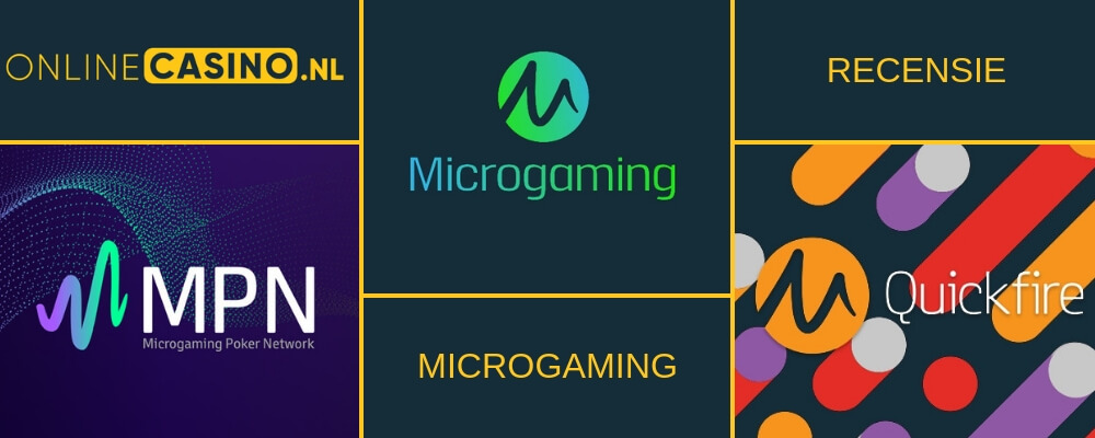 OnlineCasino.nl review microgaming