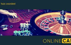 OnlineCasino.nl roulette zonder 0 huisvoordeel