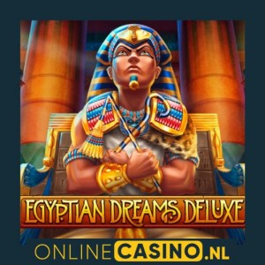 OnlineCasino.nl spel review Habanero Egyptian dream 300x300px