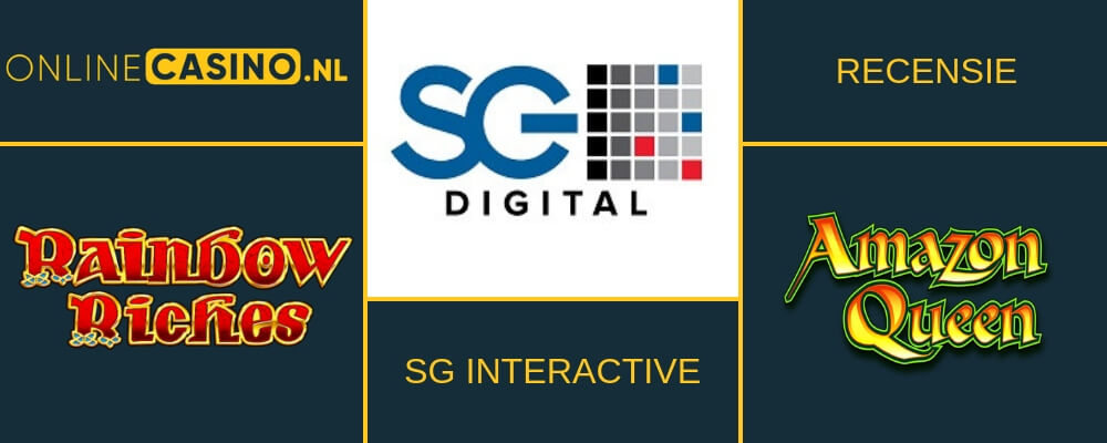 Gameprovider: SG Interactive