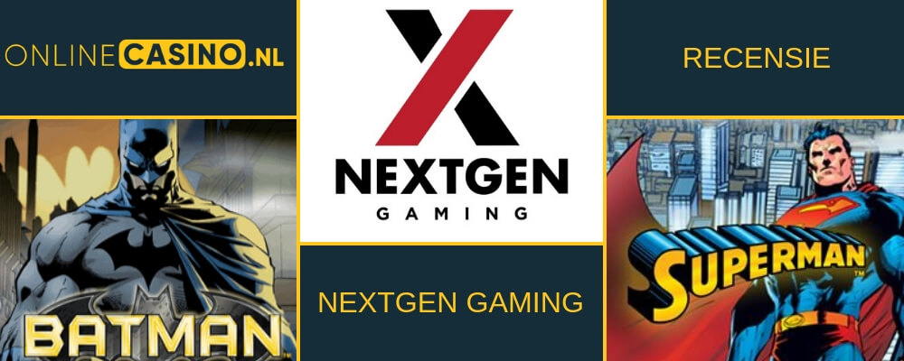 Gameprovider: NextGen Gaming