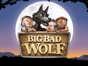 Ontdek Big Bad Wolf van Quickspin