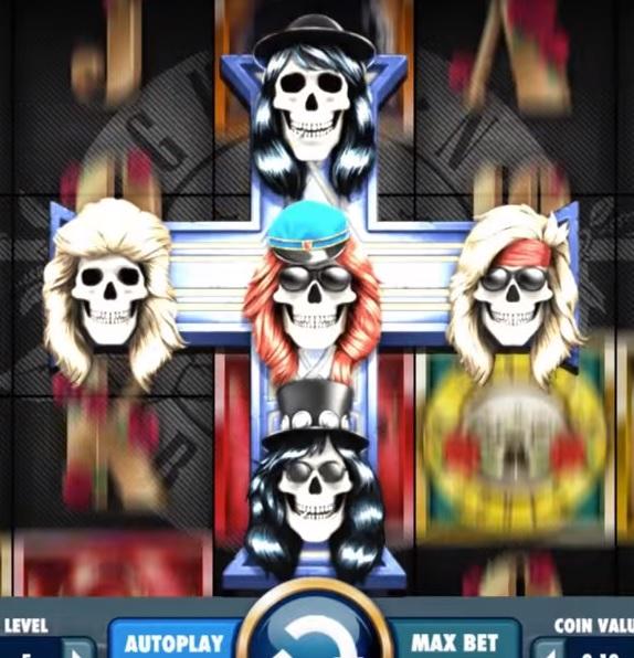 guns n roses online casino