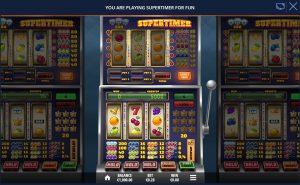 Ontdek de Supertimer gokkast van Oranje Casino
