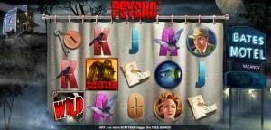 Ontdek de bloedstollende nieuwe videoslot Psycho