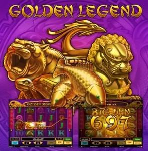 Ontdek de nieuwste slot Golden Legend