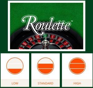 Ontdek roulette tussen de gratis casino spellen van Oranje Casino