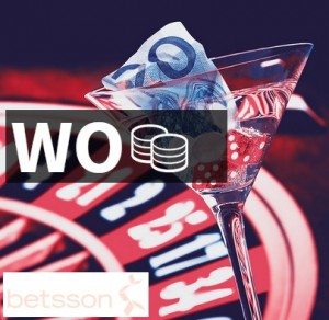 Ontvang 15 euro bonus als Betsson Casino Treat