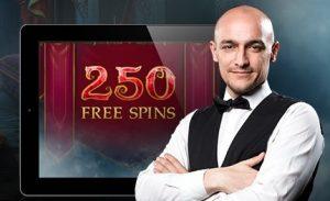 Ontvang 250 gratis spins voor BloodSuckers 2 bij Oranje Casino