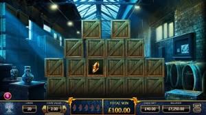 Open kisten voor nog meer prijs in de bonusronde