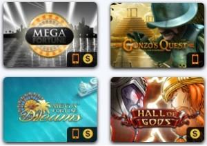 Casino spel reviews in een handig overzicht