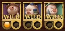 Pigs Turn Wild-symbolen