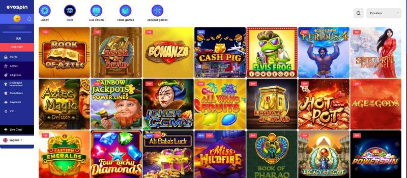 onlinecasino.nl overzicht casino spellen