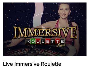 Probeer de live roulette tafels van CasinoEuro