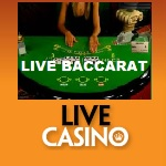 Online casino live baccarat