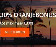 Profiteer van de online Oranje Casino bonus