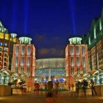 Resorts World Sentosa in Singapore