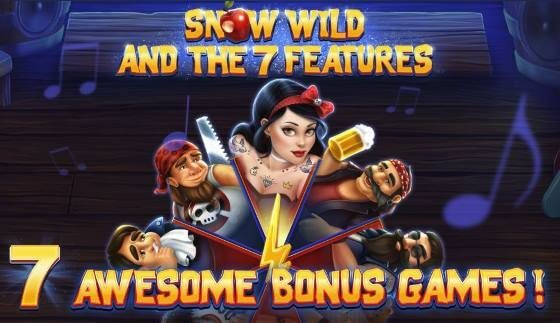 Snow wild and the 7 features OnlineCasino.nl