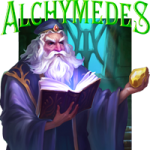 Alchymedes spelreview