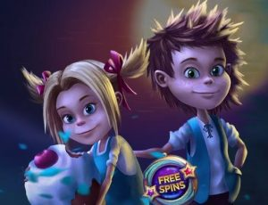 Speel Fairytale Legends - Hansel & Gretel met gratis spins