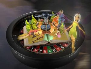 Speel Kroon Casino Fairytale Roulette in het live casino en win extra prijzen