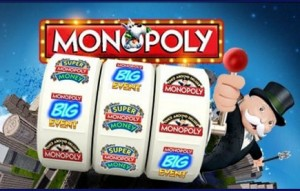 Speel Monopoly slot voor extra prijzen