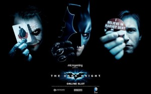 Speel The Dark Knight bij CasinoEuro