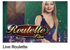 Speel aan de live roulette tafels van diverse casino's
