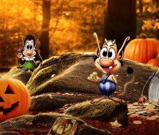 Speel mee voor prijzen met de Betsson Halloweenactie