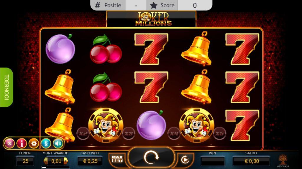 start online casino joker online