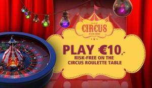 Speel live roulette zonder risico in het online casino