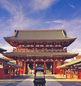 Stedentrip Tokio winnen bij Betsson