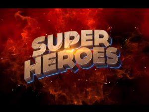 Super Heroes van Yggdrasil