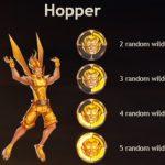 Superheld Hopper uit Super Heroes videoslot