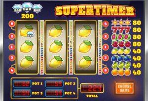 Supertimer, exclusief bij Oranje Casino