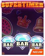 Supertimer exclusief bij Oranje Casino