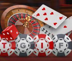 TGIF bonus op te halen bij Kroon Casino