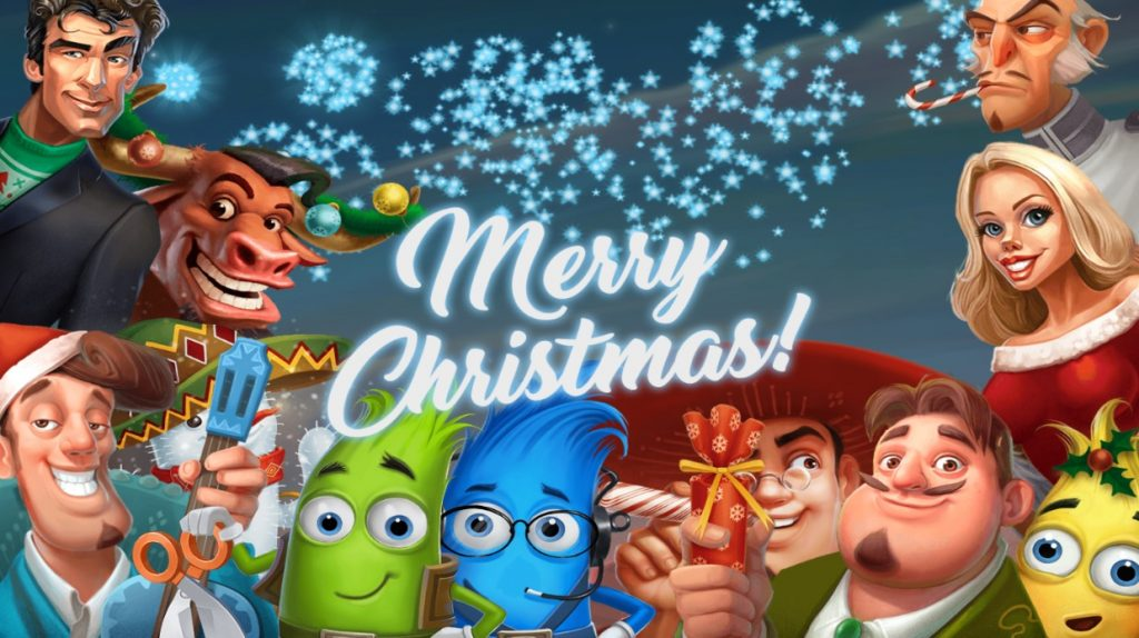 Taco Brother Saving Christmas – på Casumo
