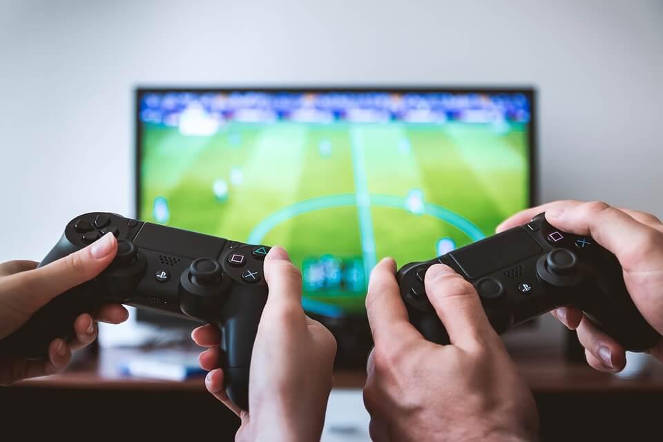 Tegenwoordig nemen e-Sports de voetbalwereld over