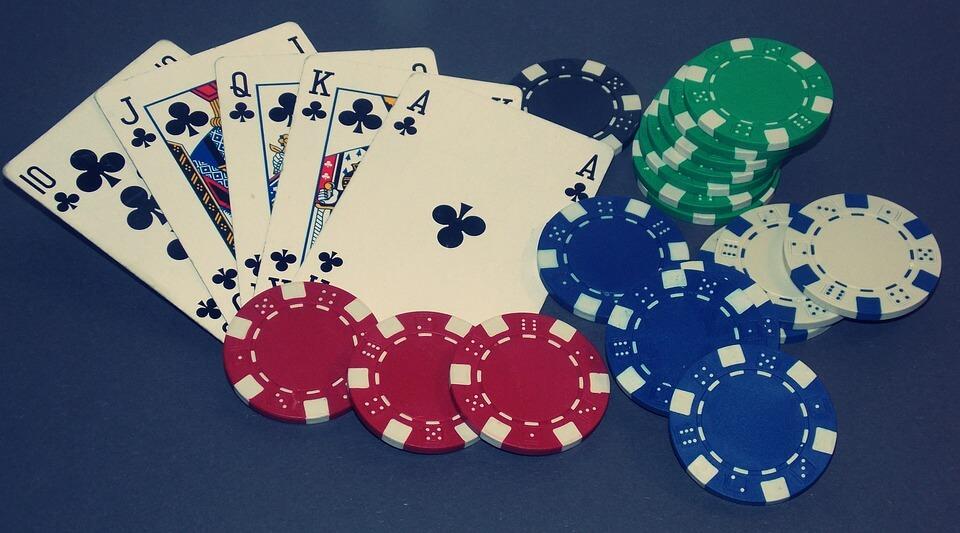 Poker: belasting