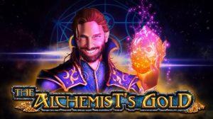 The Alchemist's Gold videoslot
