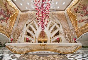 VIP room in Galaxy Macau