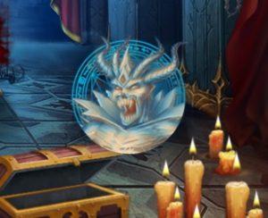 Verschijnt de Demon, dan eindigt het bonusspel
