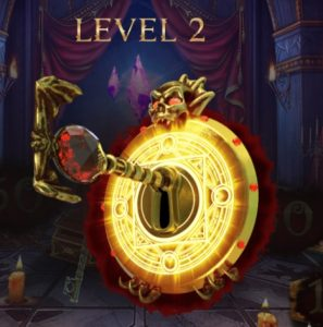 Verzamel sleutels om het volgende level te bereiken