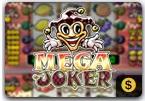 Speel de klassieke slot Mega Joker gratis
