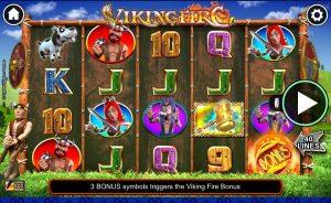 Voorbeeld van een mobiel casino spel