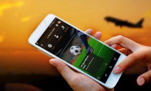 Wat dacht je van een mobiel Sportsbook