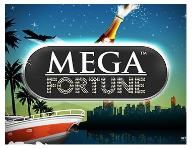 Win extra met Mega Fortune